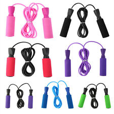 Skipping Jump Rope For Testing Aerobic Exerciseing Fitness Adjustable Bearing L0
