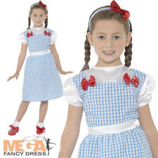 Country Girl Dorothy Fancy Dress Childs Book Week Character Childrens Costume