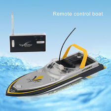 Portable Micro Radio RC Control Super High Speed Electric Racing Boat Toys TY