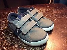 Toddler Size 9 POLO RALPH LAUREN Pullover Strap Shoes