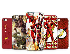 THE FLASH SUPERHERO COMIC CARTOON SERIAL PHONE CASE COVER IPHONE SAMSUNG HUAWEI