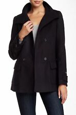 Barbour Women's Maritime Wool Blend Peacoat: Size (USA 10); Navy