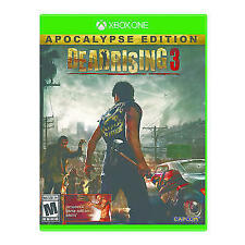 New Sealed Dead Rising 3 - Apocalypse Edition (Xbox One) X1 1