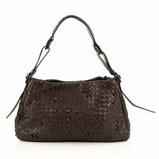 Bottega Veneta Naruto Knot Shoulder Bag Intrecciato Nappa Small