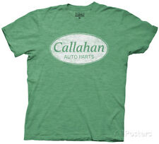 Tommy Boy - Callahan Auto Parts (Slim Fit) Apparel T-Shirt - Heather Green