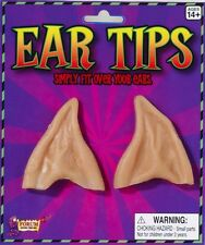 Mens Fancy Dress Costume Accessories SW Christmas Elf Ears / Pointed Ear Tips