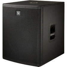 "Electro Voice ELX118P Active 18"" Powered Sub-Woofer 700W Amplified Speaker EV"