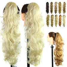 Popular Ladies Long Blonde Hair Wig Brown Fashion Wig Forever Young Wigs