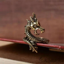 Nice Women's Fashion Personality Exaggerated Surrounded By Dragon-shaped Ring