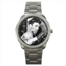 NEW Classic Boxing Champion Jack Dempsey Wrist Watch Stainless Unisex