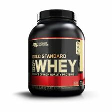 Optimum Nutrition Gold Standard Whey Protein Powder 1lb, 2 lbs, 5 lbs Pick Size