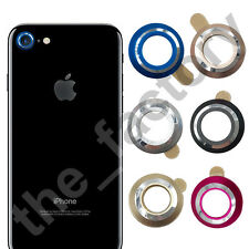 """New Rear Camera Metal Lens Protector Cover Ring for Apple iPhone 7 7s 8 (4.7 """")"""