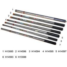 5.4m/17.72ft Carbon Fiber Telescopic Fishing Rod Pole Travel Fishing Tackle T5B3