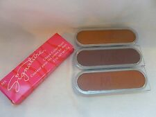 Mary Kay Signature Cheek Color, VARIOUS COLORS, Gray oval Tray, NIB, SHIPS FREE