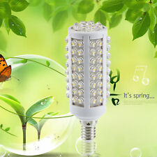 108 LED E27 220V 7W Warm White Corn Light Bulb Lamp Lighting 360¡ã DP