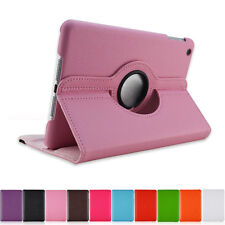 For Apple iPad 2/3/4 360 Rotating Magnetic PU Leather Case Smart Cover StandღHOT