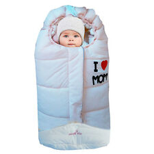 Warm Cotton Baby Stroller Envelope Sleeping Bag for Winter Use - Free Shipping