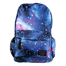 Trendy Teenager Backpack Water-proof Oxford Cloth Casual Daypack Schoolbag
