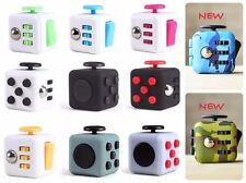 FIDGET CUBE DESK TOY STRESS ANXIETY RELIEF STOCKING GIFT BOX Camouflage NEW