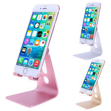 270 Degree Adjustable Charging Holder Desk Stand Mount for Apple iPhone Tablet