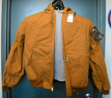 Carhartt J131 Duck Active Jac BROWN - Thermal Lined Jacket - Most Sizes Avail