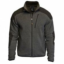 5.11 Tactical Full Zip Fleece Jacket / Sweater - Color Gun Powder Grey - NEW!