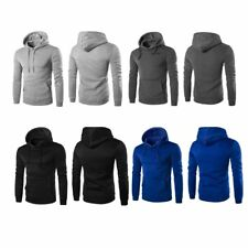 Chic Men's Hoodie Sweat Shirt Casual Jacket Coat Top M L XL XXL Sport Hoody Lot#
