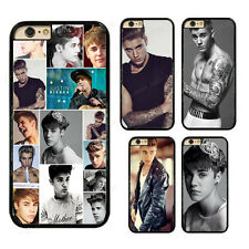 Justin Bieber Super Star Hard Phone Case Cover For Touch/ iPhone/ Samsung/LG
