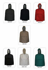 NEW LATEST STYLE HOODED ANORAK SMOCK JACKET XXS-XXL