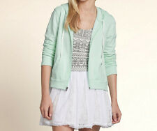 Hollister by Abercrombie and Fitch New! Womens Mint Green Hoodie Sweatshirt~SM