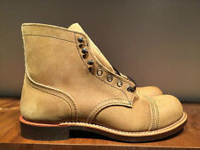 RED WING IRON RANGER BOOT HAWTHORNE MULESKINNER LEATHER 8083 MADE IN THE USA