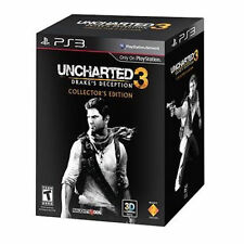 Brand New Uncharted 3: Drake's Deception  Collector's Edition Sony PlayStation 3