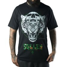 Sullen Jungle Fever Mens T -shirt Tee Streetwear Tattoo Art Urban Black