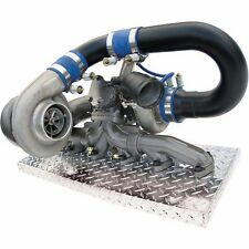 FITS 98.5-02 ONLY DODGE RAM CUMMINS DIESEL R700 TOW & TRACK TWIN TURBO KIT..