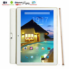 10.1 inch HD IPS Android 6.0 Octa Core 4GB RAM 32GB+16G TF card Wifi Tablet PC