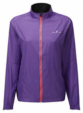 Ronhill Aspiration Windlite Womens Royal Purple/hot Coral Jacket