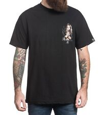Sullen Blessing Mens T -shirt Tee Streetwear Tattoo Art Urban Black