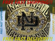 Notre Dame Fighting Irish Championship Ring 1988 Lou Holtz College Football NEW