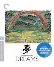 Dreams (Blu-ray Disc, NEW, 1990, 2016 Criterion Collection Release)