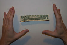 Invisible Loops Magic Trick Floating Dollar Full Instructions & Invisible Thread