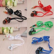 CellPhone MP3 MP4 IPod PC Headset Stereo 3.5mm Headphone In-Ear Earphone