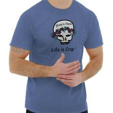 Life Is Crap Jerrys Gone Good Life Funny Shirts Gift Ideas T-Shirt Tee