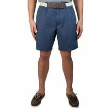Palm Beach Men's Belted Twill Double Pleat Short. Brand New