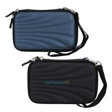 Shell Pattern Hard EVA PU Carrying Case Bag for 2.5inch Portable Hard Drive Disk
