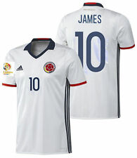 ADIDAS JAMES RODRIGUEZ COLOMBIA HOME JERSEY COPA AMERICA 2016.