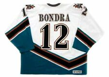 PETER BONDRA Washington Capitals 1998 CCM Vintage Home NHL Hockey Jersey