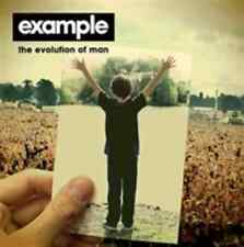 Example-The Evolution of Man (Double)  (US IMPORT)  CD NEW