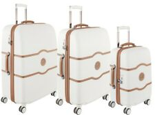 Delsey Paris Chatelet Hardside+ Spinner Luggage: Choose Size & Color
