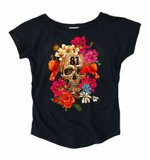 044 Hells Angels Support 81 bouquet  Ladies loose fit T-Shirt