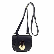 Ralph Lauren Collection Ricky Pocket Crossbody Leather